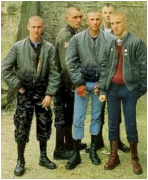 later skinheads
